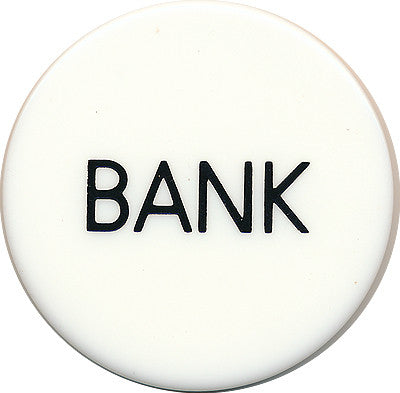 Bank 2'' Button - Spinettis Gaming - 1