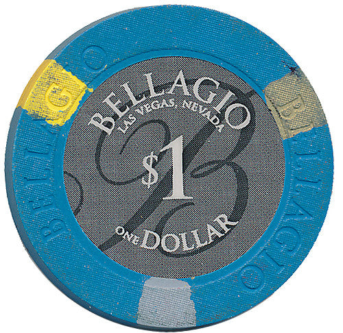 Bellagio Casino, Las Vegas NV $1 Casino Chip