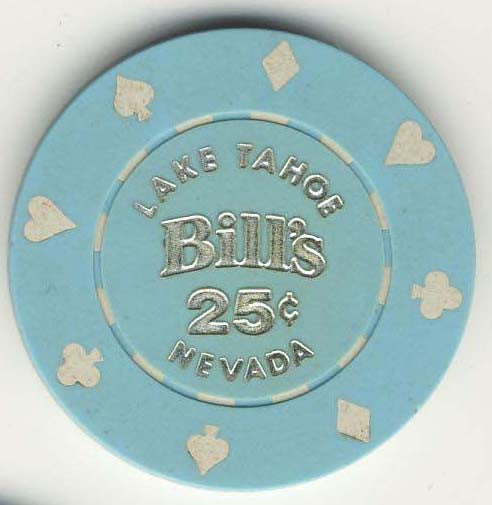 Bills Lake Tahoe 25 (blue 1995) - Spinettis Gaming - 1