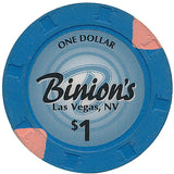 Binion's, Las Vegas NV $1 Casino Chip Large Inlay - Spinettis Gaming