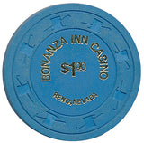 Bonanza Inn Casino, Reno NV $1 Casino Chip - Spinettis Gaming - 1