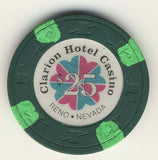 Clarion Hotel Casino $25 Chip - Spinettis Gaming - 2