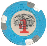 Colorado Belle Laughlin $1 Casino Chip 1980 - Spinettis Gaming - 2