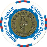Colorado Belle, Laughlin NV $1 Casino Chip - Spinettis Gaming - 2