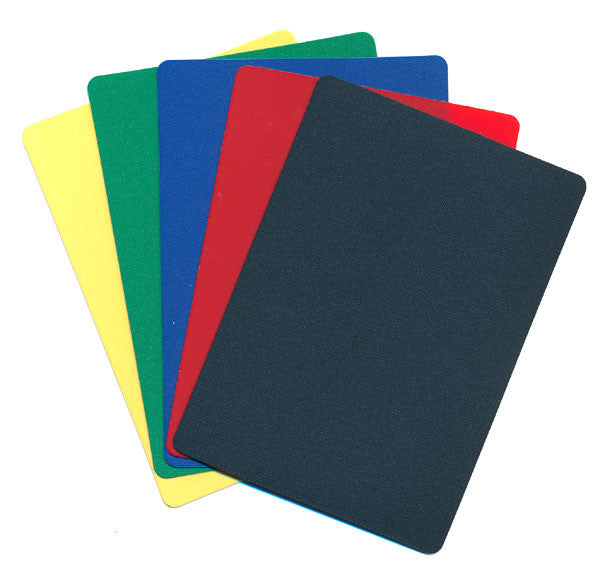 Cut Card individual - various colors available