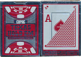 Copag TEXAS HOLD'EM Single Deck with Peek Face Index - Spinettis Gaming - 3