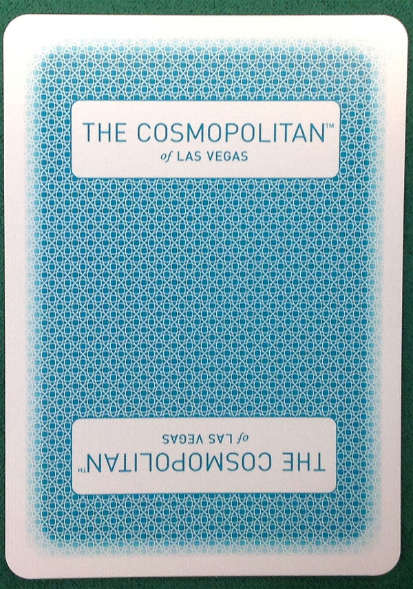 Cosmopolitan new casino playing deck - Spinettis Gaming - 3