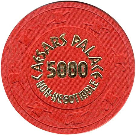Caesars Palace Casino 5000 (non-negotiable) Chip - Spinettis Gaming - 1