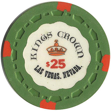 Kings Crown $25 (green chip - Spinettis Gaming - 1