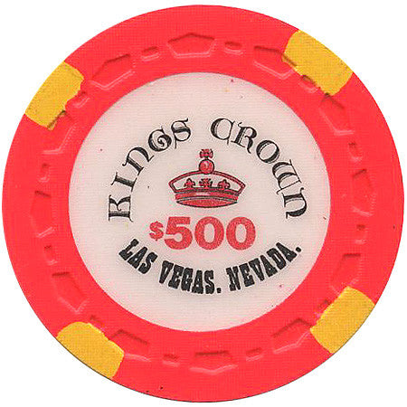 Kings Crown $500 chip - Spinettis Gaming - 1