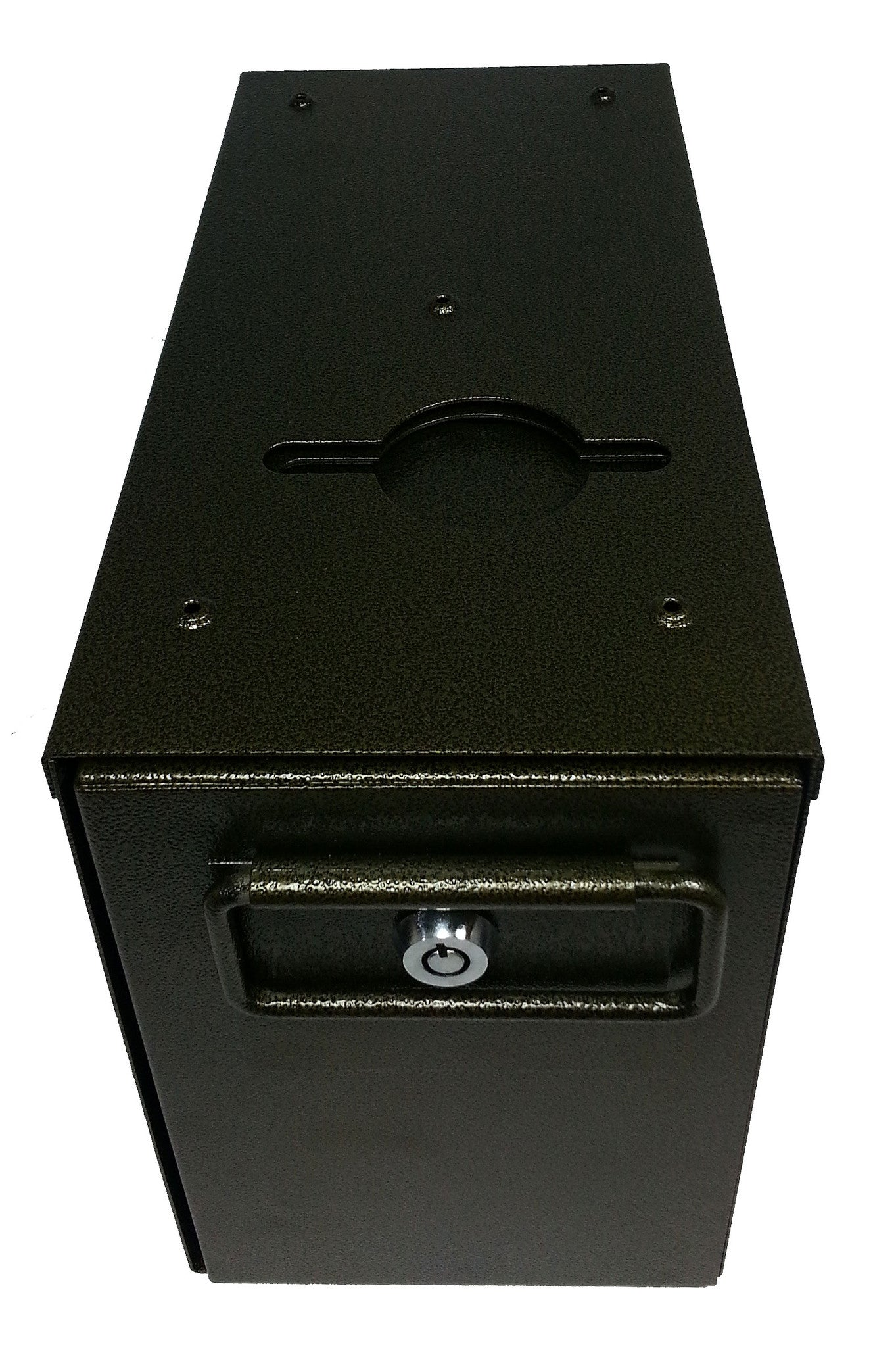 Slimline Drop Box with Shield and 2 Locks - Spinettis Gaming - 1