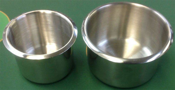 Stainless Steel Drink Holder (drop in)