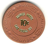 Dunes 10 ( brown 1988) Chip - Spinettis Gaming - 1