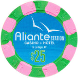 Aliante Station Las Vegas $25 Chip 2008