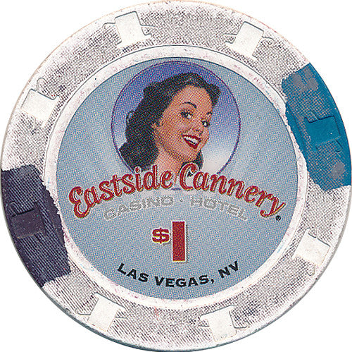 Eastside Cannery, Las Vegas NV $1 Casino Chip - Spinettis Gaming - 1