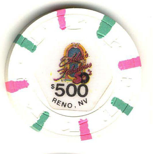 Eddie's Fabulous $500 Chip 1987