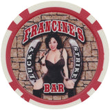 Brothel Francine's Bar Chip - Spinettis Gaming - 4
