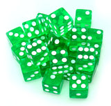 25 New 18mm Dice - Spinettis Gaming - 3