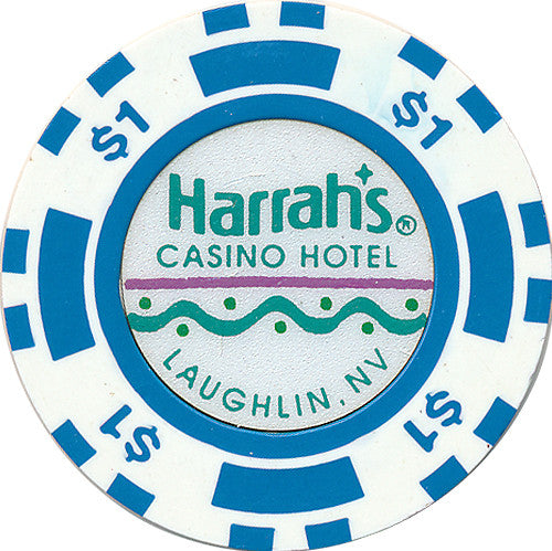 Harrah's, Laughlin NV $1 Casino Chip