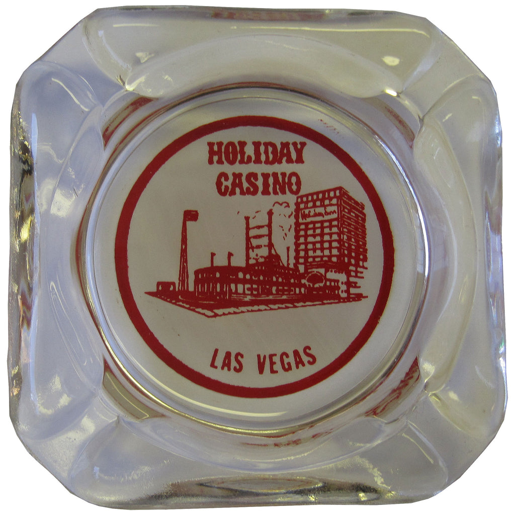 Holiday Casino Ashtray