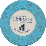 Horizon, Lake Tahoe NV $1 Casino Chip - Spinettis Gaming - 2