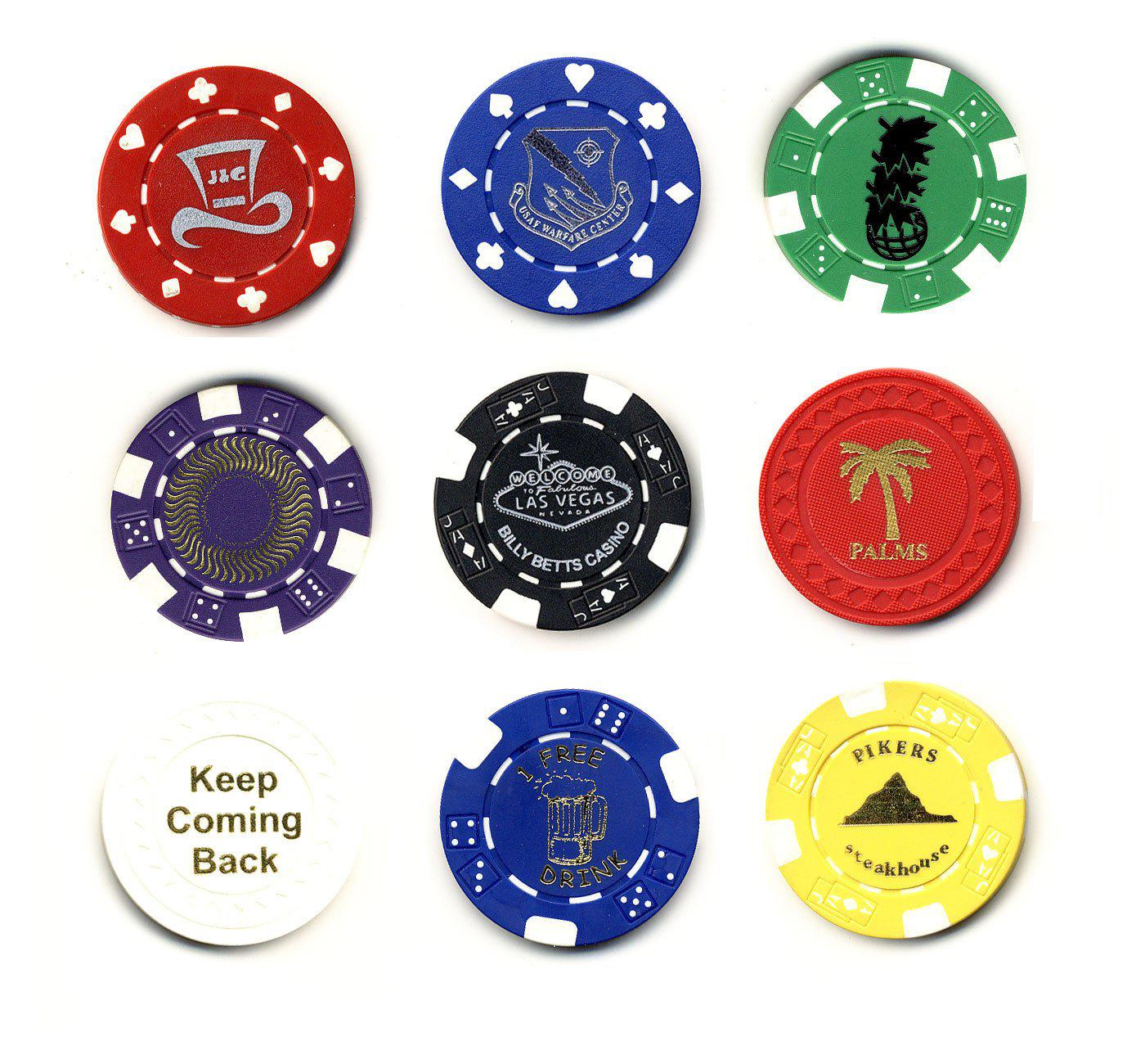 Custom Die For Hot Stamping - Spinettis Gaming