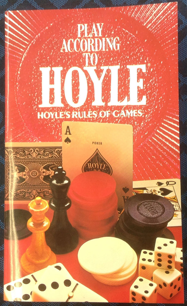 Hoyle's Rules of Games - Play According to Hoyle Book