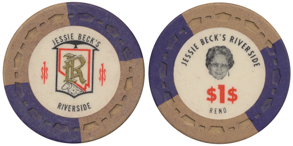 Riverside, Jessie Beck's $1 Chip Reno