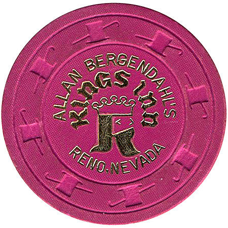 Kings Inn $1 (purple) chip