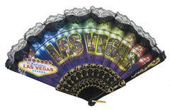 Cooling Fan with Las Vegas Theme - Spinettis Gaming - 1