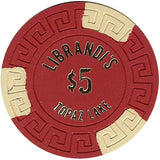Librandi's $5 chip - Spinettis Gaming - 1