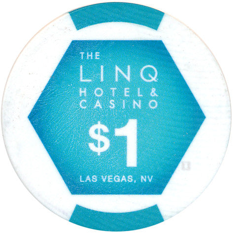 The Linq, Las Vegas NV $1 Casino Chip