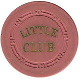 Little Club 25 (salmon) chip - Spinettis Gaming - 2