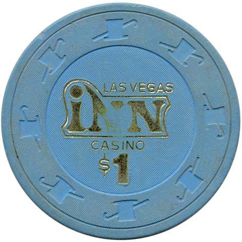 Las Vegas Inn $1 chip - Spinettis Gaming - 1