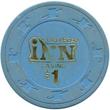 Las Vegas Inn $1 chip - Spinettis Gaming - 2