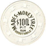 Mapes Money Tree $100 chip - Spinettis Gaming - 2