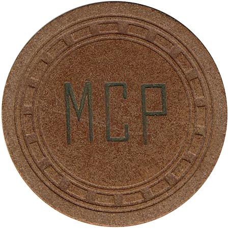 Maverick $5 (brown) chip