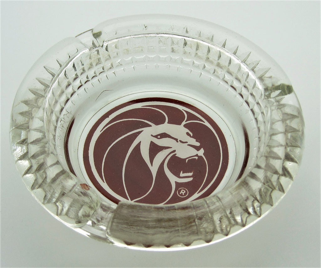 Ashtray MGM Grand Studios Casino Las Vegas Metro Goldwyn Mayer Vintage