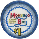Montego Bay, Wendover NV $1 Casino Chip - Spinettis Gaming - 2