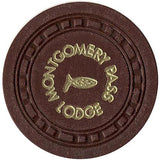 Montgomery Pass Lodge $25 (brown) chip - Spinettis Gaming - 2