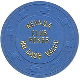 Nevada Club Poker 5 chip - Spinettis Gaming - 2