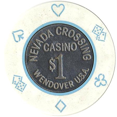 Nevada Crossing $1 chip - Spinettis Gaming - 1