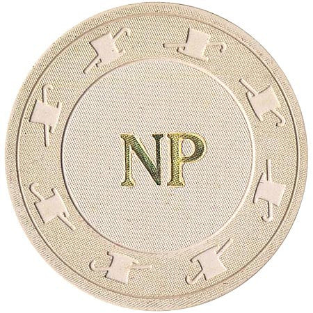 Nevada Palace Casino Las Vegas NV $1 Chip 1979
