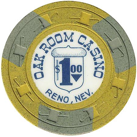 Oak Room Casino $1 chip - Spinettis Gaming - 1