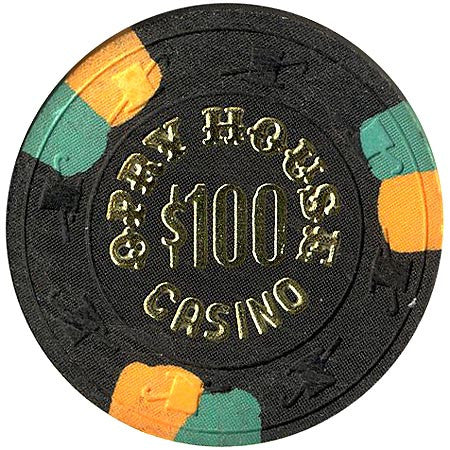 Opry House Casino $100 chip