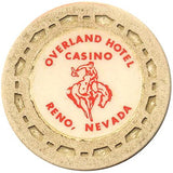 Overland Hotel (beige) chip - Spinettis Gaming - 2