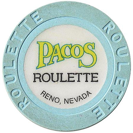 Pacos (roulette) (orchard) chip