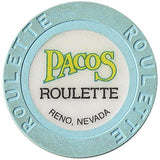 Pacos (roulette) (orchard) chip - Spinettis Gaming - 1
