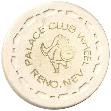 Palace Club (beige) chip