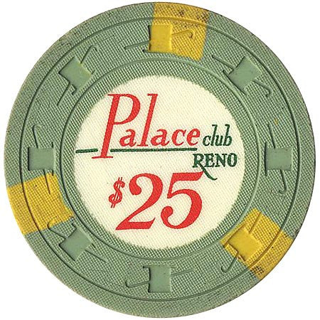 Palace Club $25 chip - Spinettis Gaming - 1
